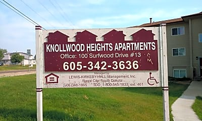 Knollwood Heights Apartments, 1