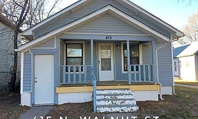 Building, 415 N Walnut St, 0