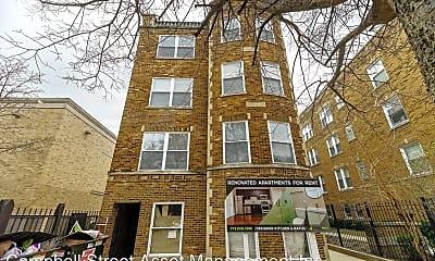 Building, 1507 W Bryn Mawr Ave, 1