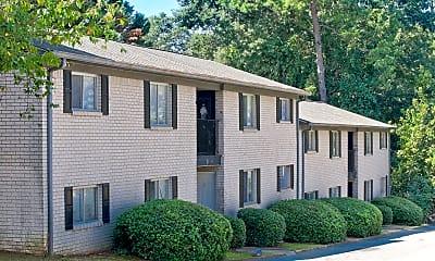 Building, Wingate Apartments, 1