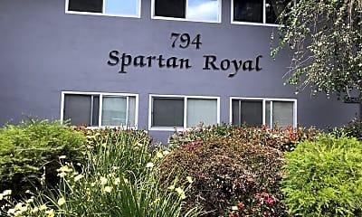 Spartan Royal, 1