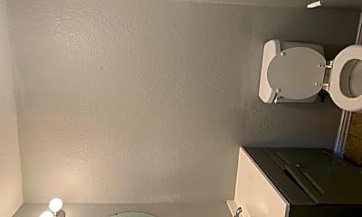Bathroom, 1707 Dawson St 1201, 2