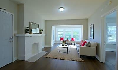 Living Room, Brush Creek, 1