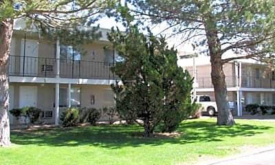 The Senators Apartments, 1