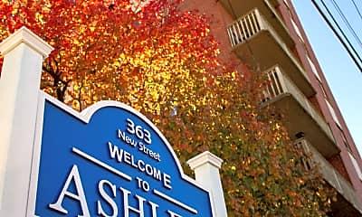 Community Signage, Ashley Towers, 0