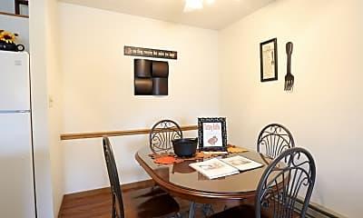 Dining Room, Muirwood Village, 1