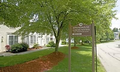 Building, Springhouse Park, 0