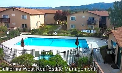 Pool, 11145 El Camino Real, 1