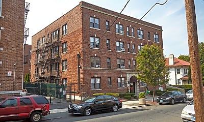 Building, 33 Coleman St, 1