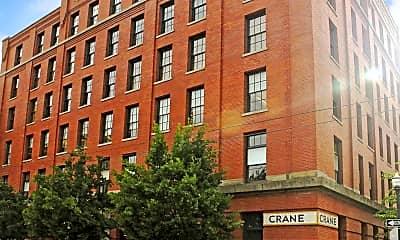 Building, Crane Lofts, 0