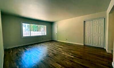 Living Room, 251 Elmwood Ave 1, 1