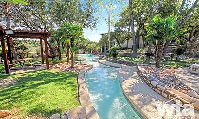 Pool, 1300 Spyglass Drive, 2