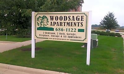 Woodsage Apartments, 1