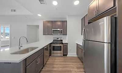 Kitchen, 660 Grand St 401, 1