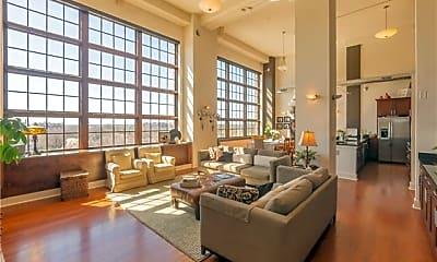 Living Room, 715 N Graham St 508, 1