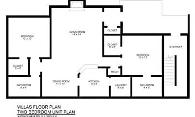 Patio / Deck, 300 E Fairlawn Dr, 2