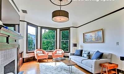 Living Room, 5049 Romaine St, 1