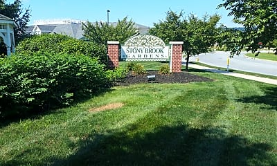 Stony Brook Gardens, 1