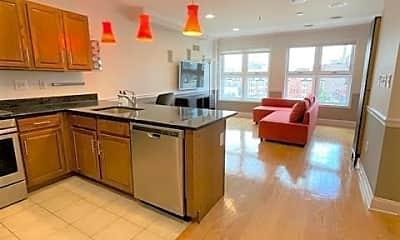 Kitchen, 70 Adams St 5F, 1
