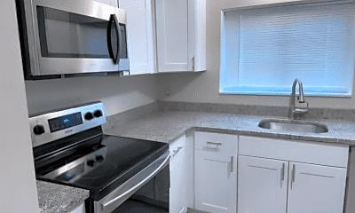 Kitchen, 7 Holmes St, 1