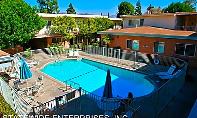 Pool, 16820 Chatsworth St, 0