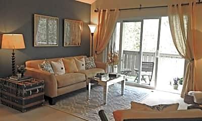 Living Room, Golf Creek, 1