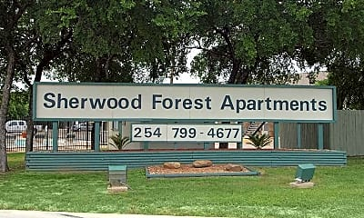 Sherwood Forest Apartments, 2