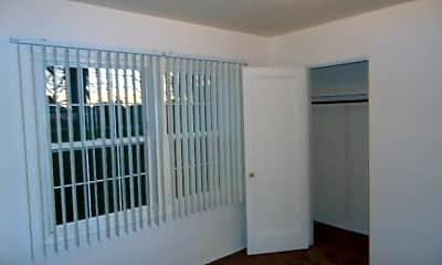 Bedroom, 815 Elm Ave, 2