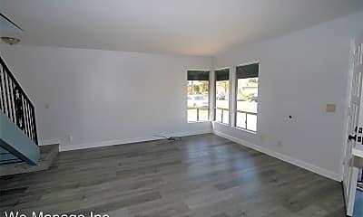 Living Room, 1356 Ximeno Ave, 1