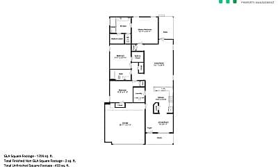 Building, 8306 Bending Willow, 2