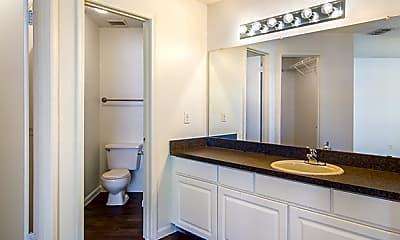 Bathroom, Westland Park, 2