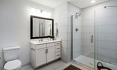 Bathroom, 310 Broad St 821, 2