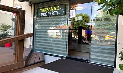 Tarzana Courtyard, 1