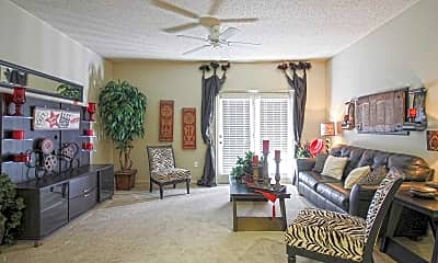 Living Room, Trails at City Park, 1