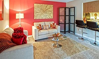 Living Room, The Meadows, 1