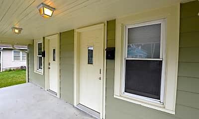Building, 5208 E Burgess Ave, 1