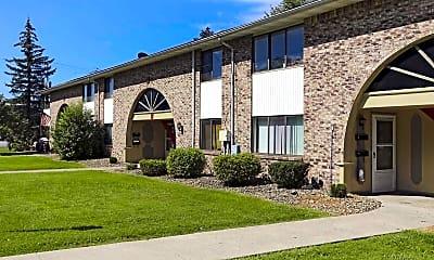 Building, Buffalo Creek Commons, 2