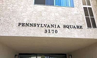 Pennsylvania Square, 1