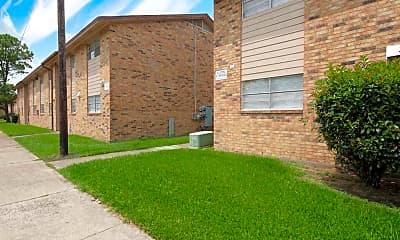 Building, Port Arthur Park Apartments, 1