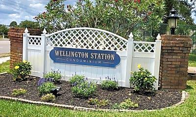 Community Signage, 672 Wellington Station Blvd, 0