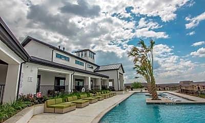 Pool, Bartz Ranch, 0