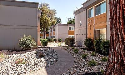 Building, University River Village, 0
