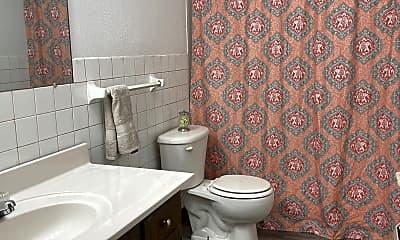Bathroom, Northridge Apartments, 2