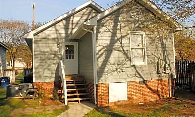 Building, 310 S East St, 2
