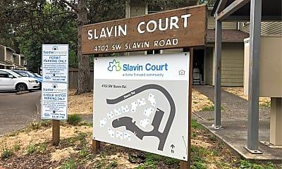 Slavin Court, 1