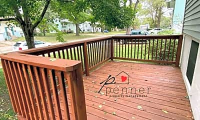 Patio / Deck, 1421 N Osage Trail, 1