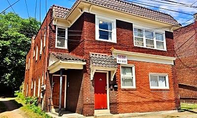 Building, 643 Collins St, 0