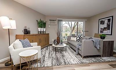 Living Room, The Birchway, 0