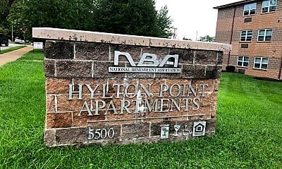 Hylton Point 1, 1