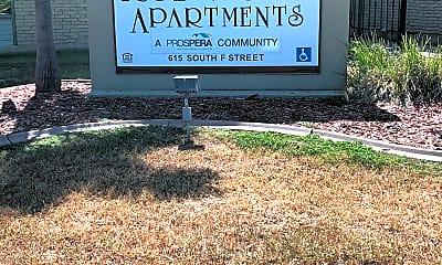 Robin Hood Apartments, 1